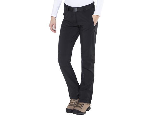 Maier Sports Tech Pants broek Dames zwart